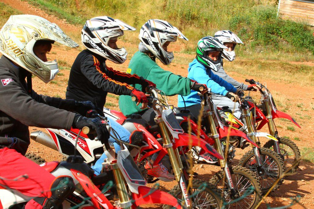 Ecole de moto