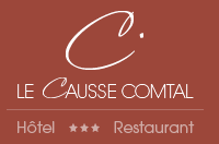 hotel causse contal